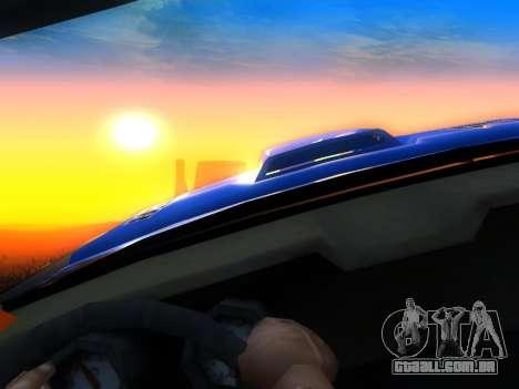 Fire Ball Paint Job 2 para GTA San Andreas vista direita