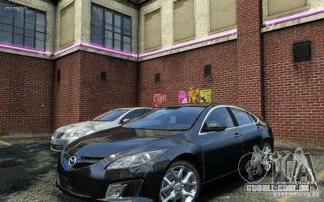 Mazda 6 2008 para GTA 4 vista direita