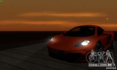 Ultra Real Graphic HD V1.0 para GTA San Andreas décimo tela