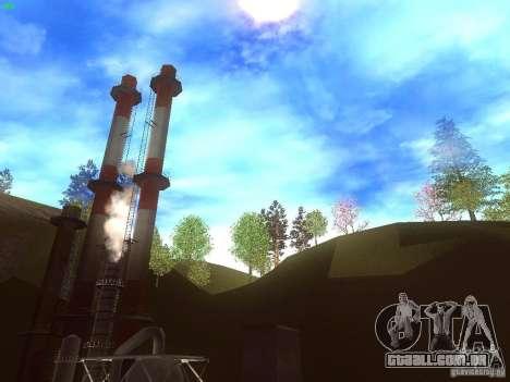 Spring Season v2 para GTA San Andreas nono tela