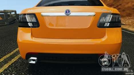 Saab 9-3 Turbo X 2008 para GTA 4 interior