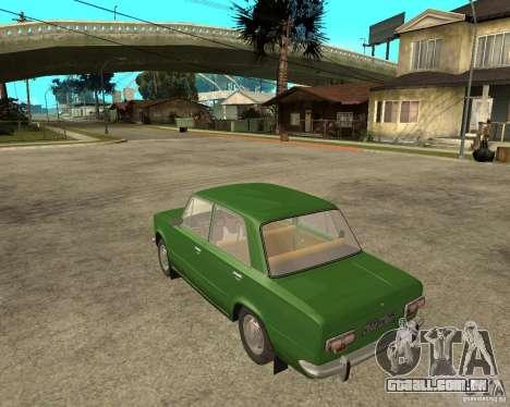 VAZ 2101 Kopek para GTA San Andreas esquerda vista