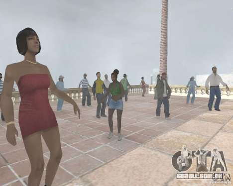Madd Doggs party para GTA San Andreas terceira tela