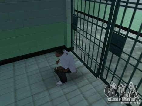 A detenção do infrator 2 para GTA San Andreas segunda tela