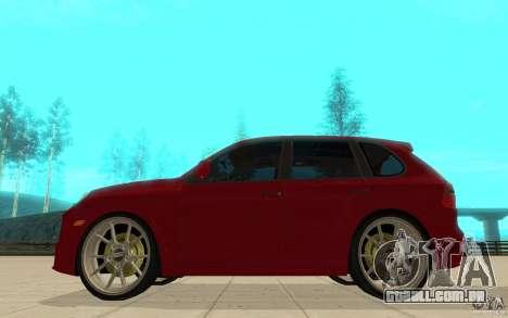Rim Repack v1 para GTA San Andreas por diante tela