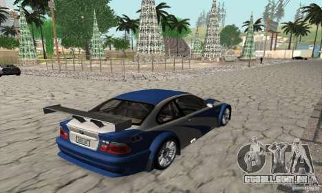 New Groove by hanan2106 para GTA San Andreas décimo tela