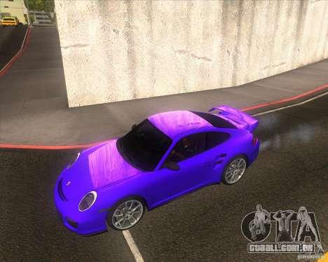 Porsche 911 GT2 (997) para GTA San Andreas