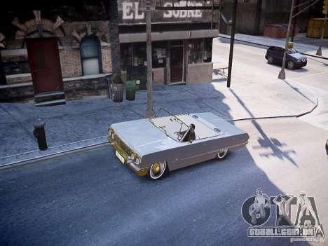 Chevrolet Impala 63 para GTA 4