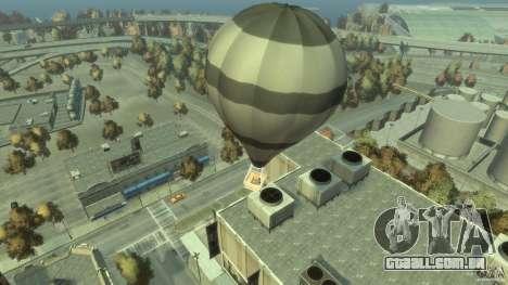 Balloon Tours option 5 para GTA 4 traseira esquerda vista