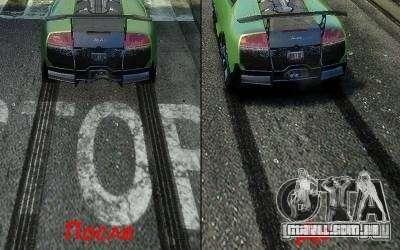 Batidas e novas texturas para GTA 4