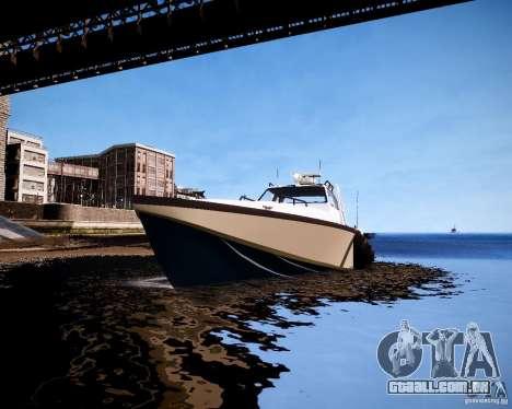 Russian Predator para GTA 4 vista direita