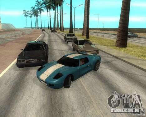 MOD de Jyrki para GTA San Andreas segunda tela