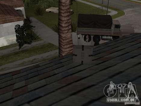 Weapon Pack para GTA San Andreas oitavo tela