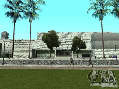 Hospital All Saints para GTA San Andreas
