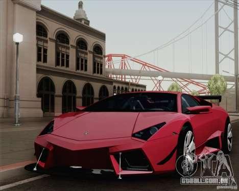 New Carcols para GTA San Andreas terceira tela