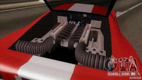 Bullet HD para GTA San Andreas vista direita