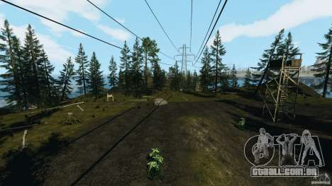 The Loggers Point para GTA 4 sétima tela