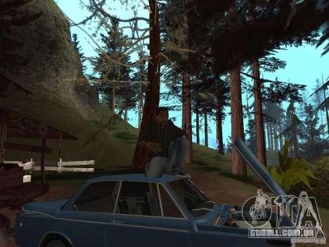 Xzibit para GTA San Andreas terceira tela