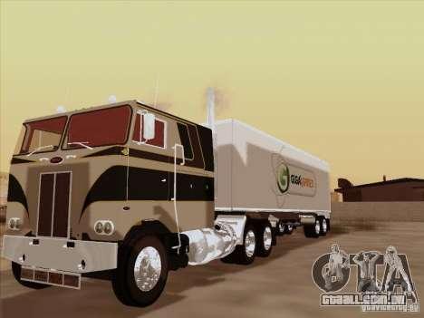 Peterbilt 352 para GTA San Andreas
