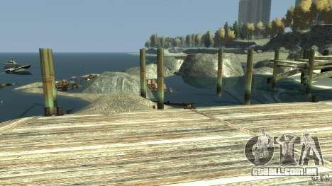 4x4 Trail Fun Land para GTA 4 por diante tela