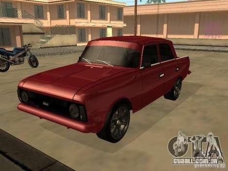 IE AZLK 412 para GTA San Andreas