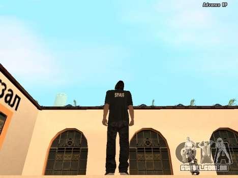 HD Skins pessoal para GTA San Andreas segunda tela