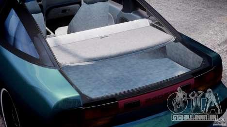 Nissan 240sx v1.0 para GTA 4 vista lateral