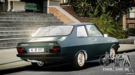 Dacia 1310 Sport v1.3 para GTA 4 traseira esquerda vista