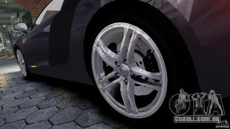 AUDI R8 para GTA 4 vista direita