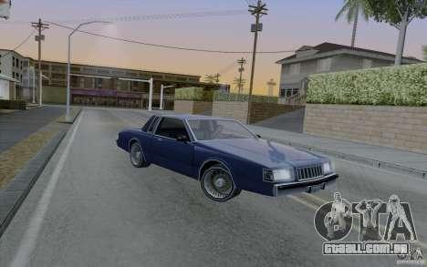 SA Illusion-S SA:MP Edition V2.0 para GTA San Andreas terceira tela