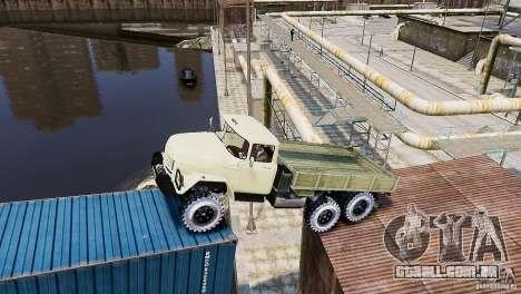 A rota para os preguiçosos para GTA 4 por diante tela