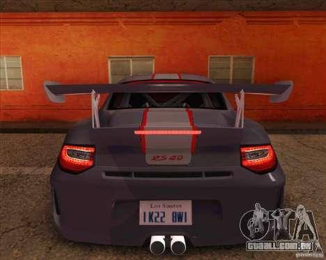 Improved Vehicle Lights Mod v2.0 para GTA San Andreas nono tela