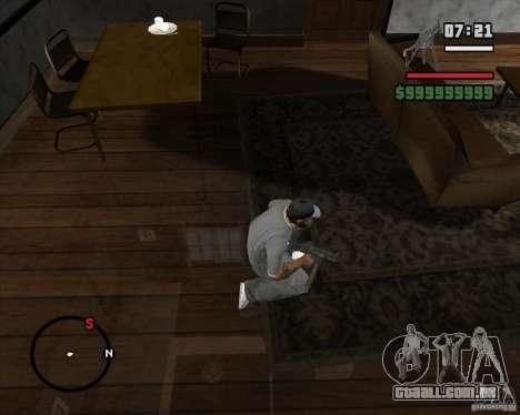 Ump 45 HD para GTA San Andreas terceira tela