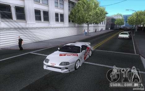 Toyota Supra RZ 1996 para GTA San Andreas
