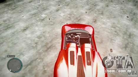 Porsche 918 Spyder Concept para GTA 4 vista direita