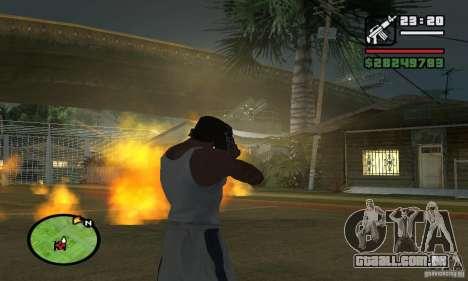 Base GROOVE Street para GTA San Andreas sexta tela