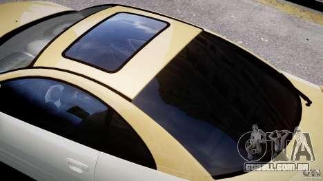 Mitsubishi Eclipse GTS Coupe para GTA 4 rodas