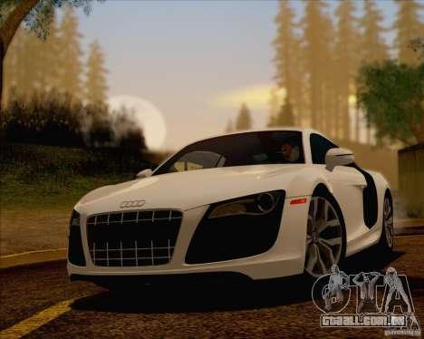 SA_NGGE ENBSeries v 1.1 para GTA San Andreas nono tela