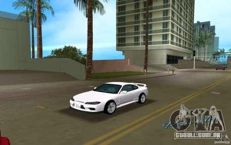Nissan Silvia spec R Light Tuned para GTA Vice City