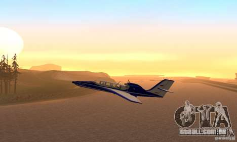 Beriev ser-103 para GTA San Andreas