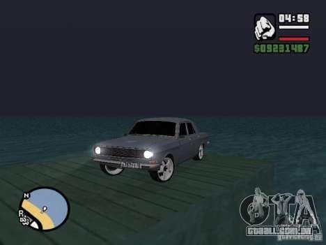 Gaz 2410 Tuning para GTA San Andreas