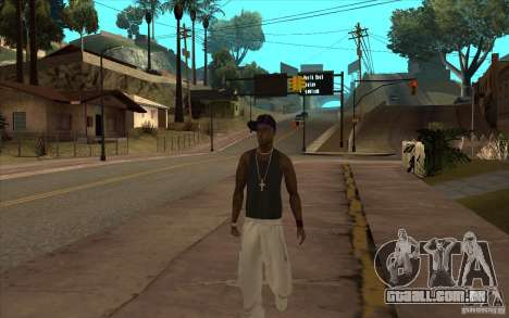 The Ballas Gang [CKIN PACK] para GTA San Andreas terceira tela