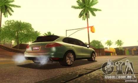 iPrend ENBSeries v1.1 BETA para GTA San Andreas sexta tela