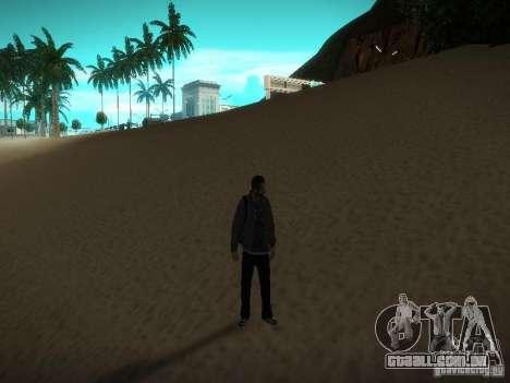 Novas histórias de Niko Bellis para GTA San Andreas oitavo tela