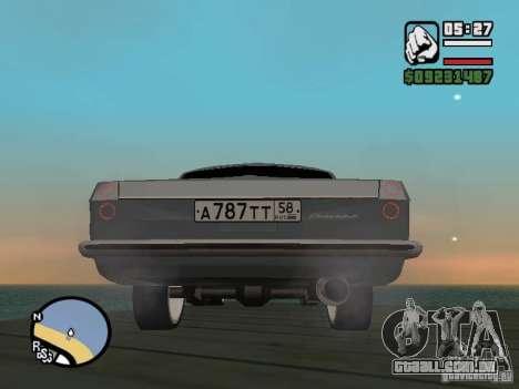 Gaz 2410 Tuning para GTA San Andreas esquerda vista
