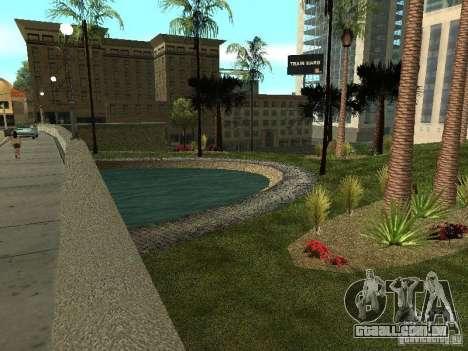 Glen Park HD para GTA San Andreas terceira tela
