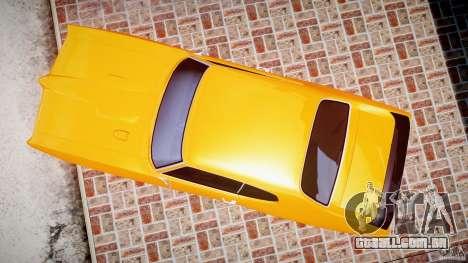 Pontiac GTO Judge para GTA 4 vista direita