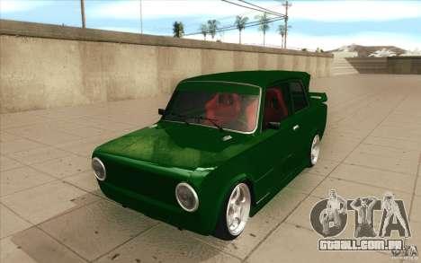 Esporte de Lada VAZ-2101 para GTA San Andreas