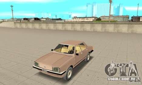 Ford Taunus 1978 para GTA San Andreas