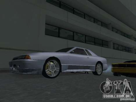 Elegy HD para GTA San Andreas vista direita